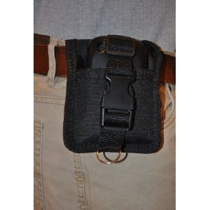 Pro-Tech Outdoors Concealed in The Pants/Waistband Cell Phone Gun Holster Fits Small to Medium Frame Hand Guns