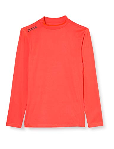 Joma Academy Camiseta térmica, Hombres, Naranja Fluor, 2XS
