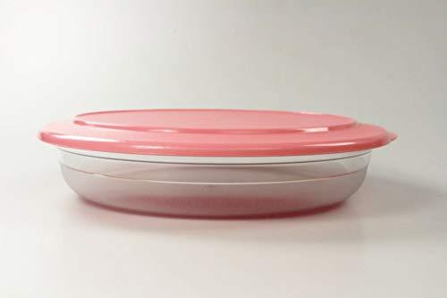 Tupperware Tafelperle 2,0L ROSA flach OHNE Rand Schüssel Classic Royal
