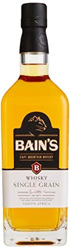 Bains - Südafrikanischer Single Grain Whisky (1 x 0.7 l)