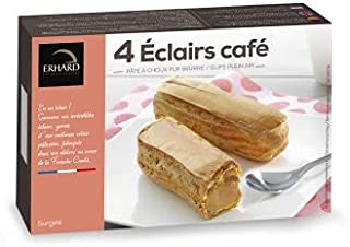 Coffee Eclairs 4 Portions