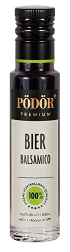 PÖDÖR - Bier-Balsamico 100 ml