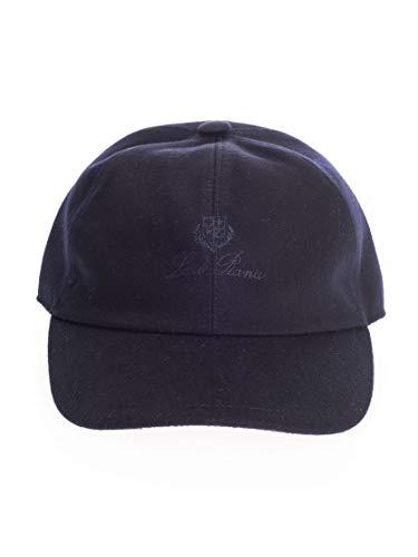 Preisvergleich Produktbild Loro Piana Luxury Fashion Herren FAF8520W000 Blau Hut / Herbst Winter 19