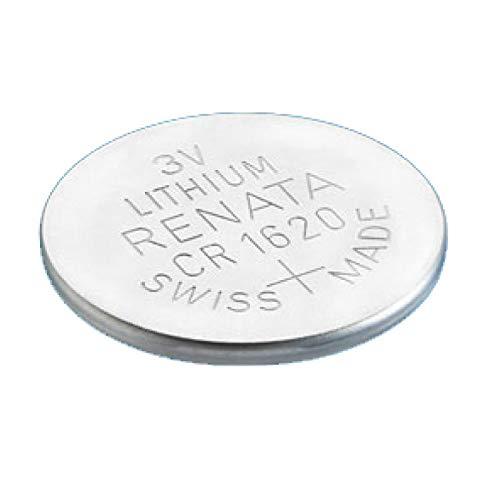 正規輸入 スイス製 renata レナタ CR1620 x 1個 【当店はRENATAの正規代理店です】 でんち ボタン 時計電池 時計用電池 時計用 リモコン ゲーム