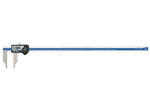 HELIOS-PREISSER 1334528 Digitaler Werkstattmessschieber ohne Spitzen, 500 x 125 mm, Ohne, 125