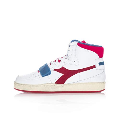 Diadora - Sneakers Mi Basket Used per Uomo e Donna (EU 42)
