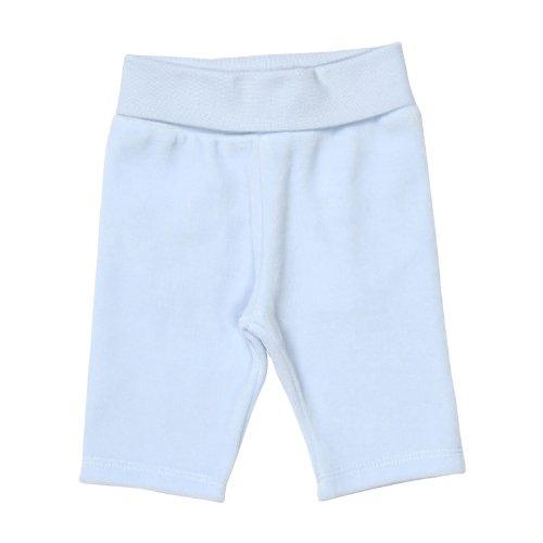 Steiff Unisex - Baby Hose Normaler Bund 0002854, Gr. 80, Blau (3023)