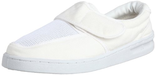[ミドリ安全] 静電作業靴 マジックタイプ スニーカー エレパス M113 メンズ ホワイト 30.0(30cm)