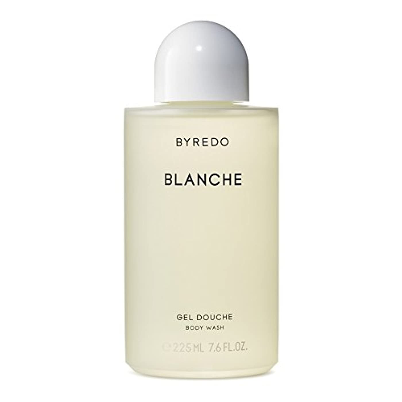 凍る極貧思慮のないByredo Blanche Body Wash 225ml - ブランシュボディウォッシュ225ミリリットル [並行輸入品]