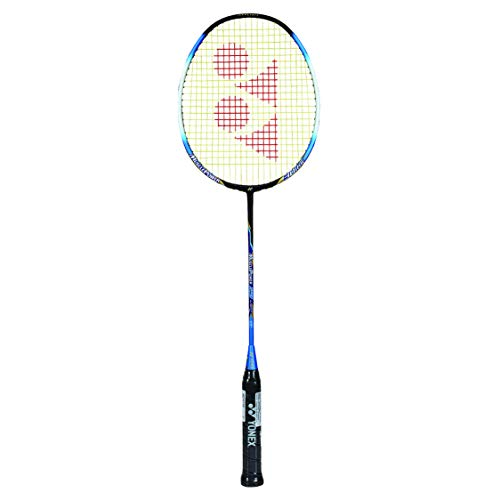 YONEX Muscle Power 29 Light Strung Badminton Racquet (Blue, G4, 85-92 Grams, 30 pounds)