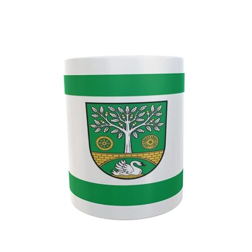 U24 Tasse Kaffeebecher Mug Cup Flagge Panketal