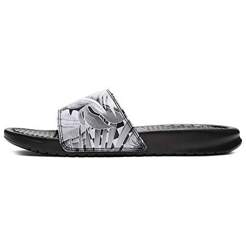 Nike Sportswear Benassi Just Do It. Zapatillas deportivas para mujer, NK618919-038, 40.5 EU