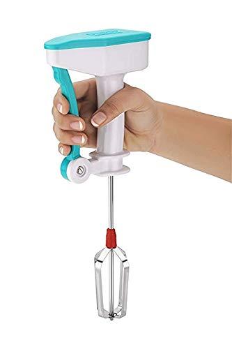 SEASPIRIT Manual Hand Blender for Kitchen, Egg and Cream, Butter Milk Mixer, Milk Shake, Lassi Blender