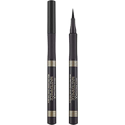 Max Factor Masterpiece High Precision Eyeliner Delineador de Ojos Tono 01 Negro - 6 gr