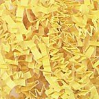 Pro-Pak 1 lb Yellow Crinkle Cut Shred