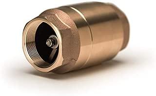 Best bronze spring check valve Reviews
