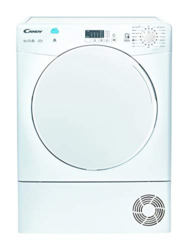 Candy CS C10LF Freestanding Condenser Tumble Dryer, NFC...