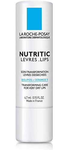 La Roche Posay Nutritic Levres Trattamento Nutriente Labbra Secche 4,7 Milliliter