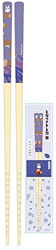 Skater My Neighbour Totoro Natural Bamboo made Chopsticks \