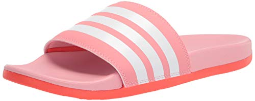 adidas adidas Cf+ Mono W - Sandalias correderas para mujer, color, talla 41 1/3 EU