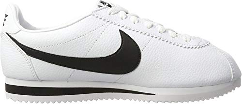 NIKE Classic Cortez Leather, Zapatillas de Running para Mujer
