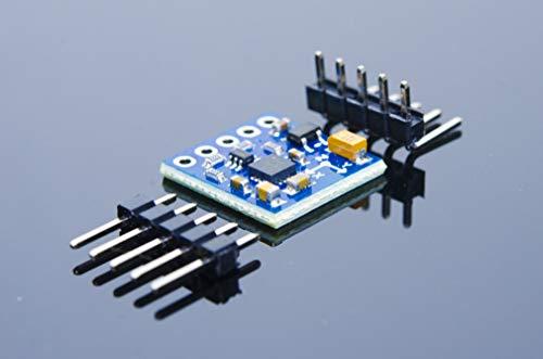 ACROBOTIC QMC5883L Triple-Axis Compass Magnetometer Sensor Breakout Board GY-271 for Arduino Raspberry Pi ESP8266 GY271 | HMC5883L EOL Replacement