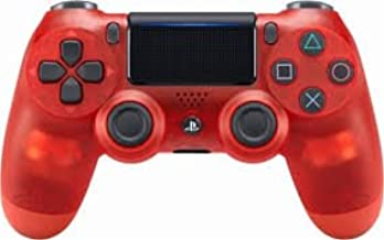 DualShock 4 Wireless Controller - Red CRYSTAL - PlayStation 4