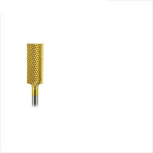 Medicool Gold Carbide Barrel Bits for Nails | CC2