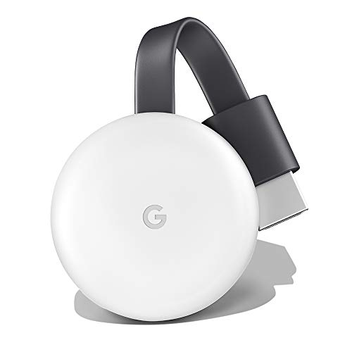 Google Chromecast 第三世代 2K対応 チョーク GA00422-JP