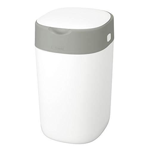 コンビ 紙おむつ処理ポット 強力防臭抗菌 おむつポット ポイテック アドバンス コットンホワイト カセット1...