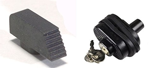Buy Ultimate Arms Gear AmeriGlo GCF-115 Glock Black Front Sight Serrated Black .165 H .115 W Front...