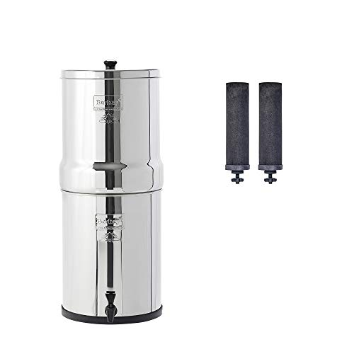 Royal Berkey Gravity-Fed Water Filter review