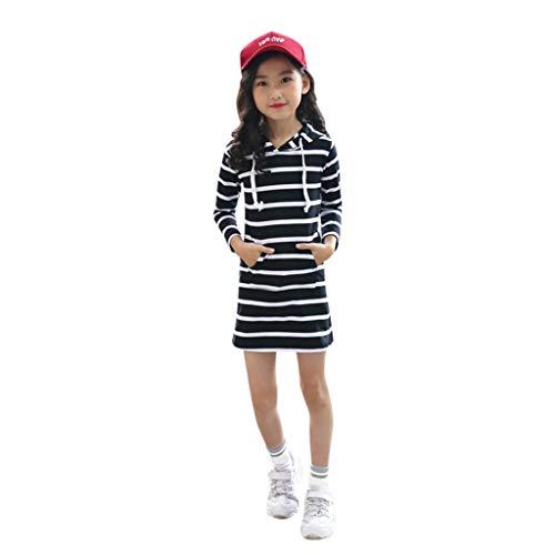 Janly Clearance Sale Falda de vestido para niñas de 0 a 13...