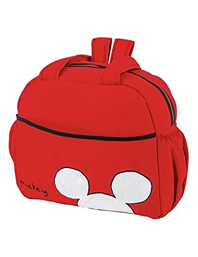 mochila y lonchera de mickey mouse fabricante CHIQUIMUNDO