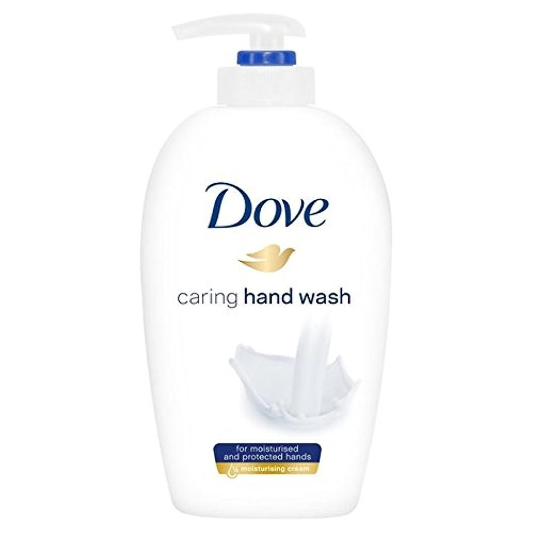 起こる勉強する名門Dove Caring Hand Wash 250ml (Pack of 6) - 鳩思いやり手洗い250ミリリットル x6 [並行輸入品]