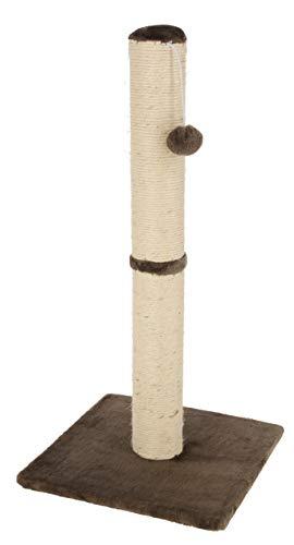 Kerbl Kratzsäule OPAL-MAXI, grau Höhe: 78 cm