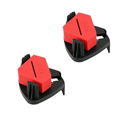 SK11 ワンタッチコーナークランプ 1×材にも2×材にも使える SKC-5 2個セット