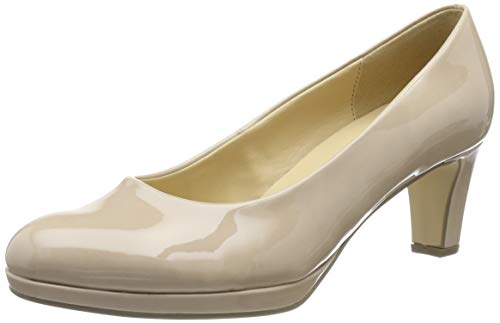 Gabor Shoes Damen Fashion Pumps, Beige (Sand 72), 36 EU
