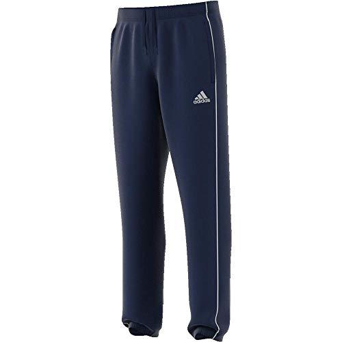 adidas CORE18 PES PNT Pantalones de Deporte, Hombre, Azul (Azul/Blanco), XS