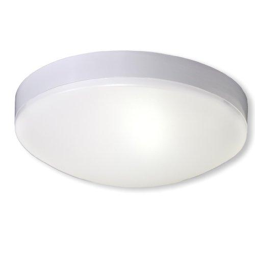 LED Decken- und Wandleuchte mit 24 LEDs - Tageslicht (5000K) - 18W - Helligkeit einstellbar
