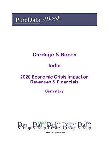 Cordage & Ropes India Summary: 2020 Economic Crisis Impact on Revenues & Financials (English Edition)