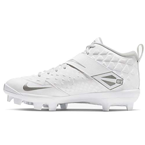 Nike Force Trout 6 Pro MCS Mens At3461-100 Size 11.5