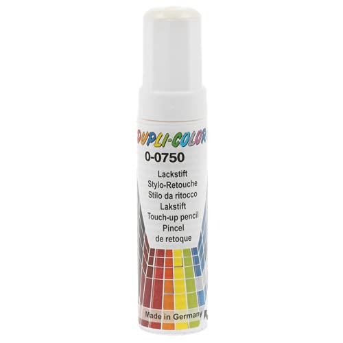 DUPLI-COLOR 598418 AUTO COLOR 0-0750 weiß glänzend 12 ml