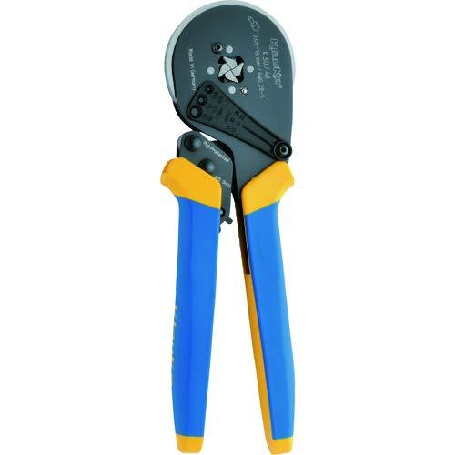 Klauke Crimpzange K304K 0,08-16qmm Presswerkzeug Kabelschuhe/Verbinder, Aderendhülsen, Schirmanschluss 4012078885188