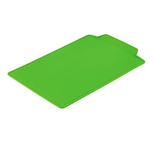 Kuhn Rikon 26906 COLORI Schneidebrett, Kunststoff, grün