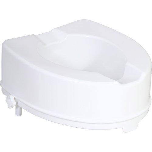 Patron ZRERHI01210300 WC-Sitzerhöhung ohne Deckel, Apollo/Ares, 14 cm
