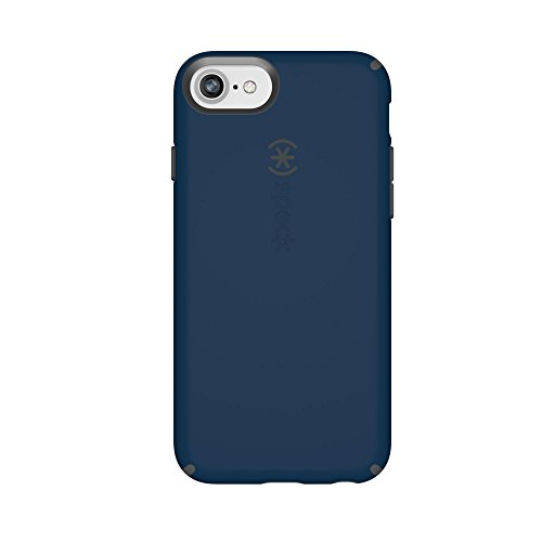Speck Products CandyShell iPhone SE 2020 Case/iPhone 8/7/6S/6 - Deep Sea Blue/Slate Grey