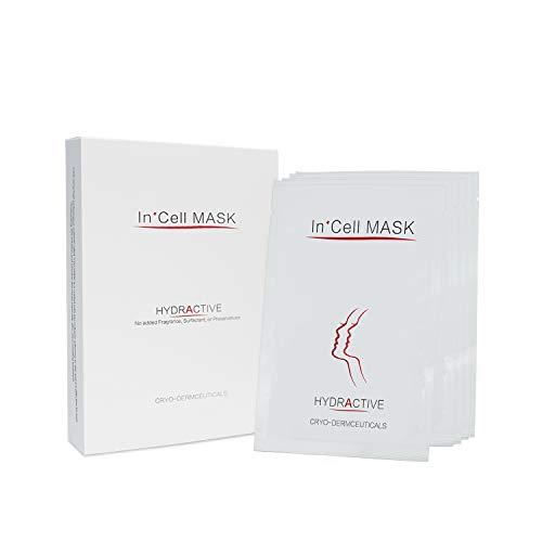 Koi Beauty Dermaroller Reparatur Masken Gesicht Seren Blatt Antialterung- Sofortige Flüssigkeitszufuhr, Beruhigung, Kühlung, Post-Dermapen, Reduzierung von Rötungen und stechendem Gefühl 5 Stück