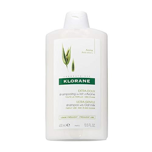 Klorane Ultra-Gentle Shampoo with Oat Milk,...