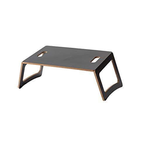 GZQDX - Scrivania semplice per computer portatile, tavolino pieghevole
